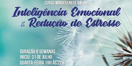 Curso Mindfulness On line- Inteligência Emocional e Redução de Estresse ingressos