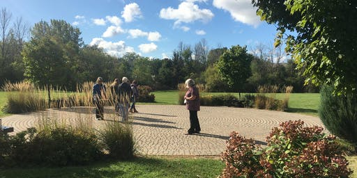 Grief Mindfulness Labyrinth Walk on Sun Oct 6, 2019