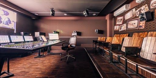 "WORKSHOP: AUDIO ""Digital Mixing"""