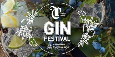 Trinity Leeds Gin Festival - 6th - 8th September