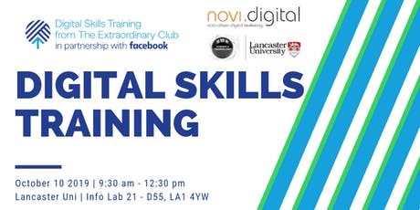 Digital Skills Training at Novi.Digital tickets