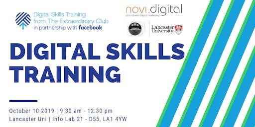 Digital Skills Training at Novi.Digital