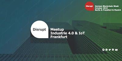 German Blockchain Week | Industrie 4.0 & IoT