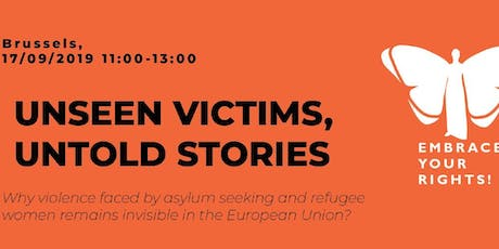 Unseen Victims, Untold Stories: Violence Faced by Refugee Women tickets