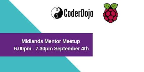 Midlands CoderDojo Mentor Meetup tickets