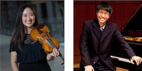 Romantic Reminiscences - a Violin and Piano Recital tickets