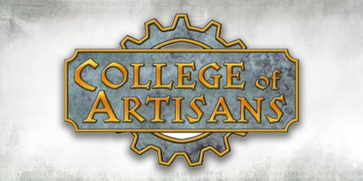 The College of Artisans - Week 2