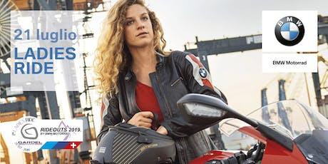 1° Ladies Ride BMW Motorrad Gardel biglietti