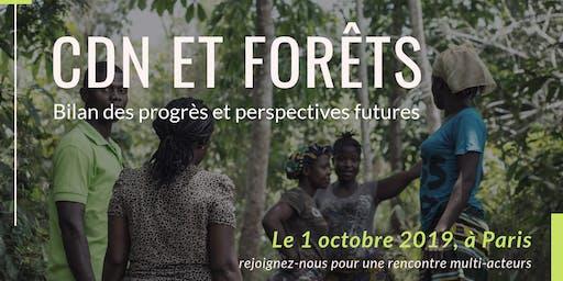 CDN et forêts : bilan des progrès et perspectives futures