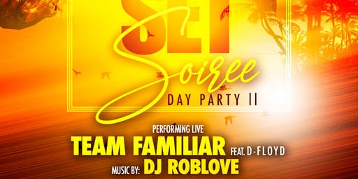 SUNSET SOIREE DAY PARTY II