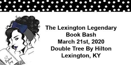 Readers Envy Lexington Legendary Book Bash tickets