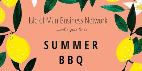 Isle of Man Business Network Summer BBQ tickets