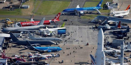 """""""2019 International Paris Air Show: Impressions & Opinions"""" - SFV Chapter tickets"""