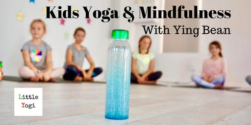 Kids Yoga & Mindfulness Term 3 (10 weeks)