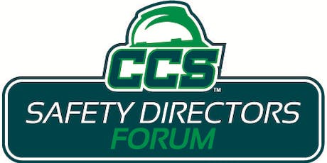 CCS August Safety Directors Forum: Reducing Insurance Claims tickets