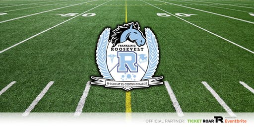 Roosevelt vs Pinkston Varsity Football