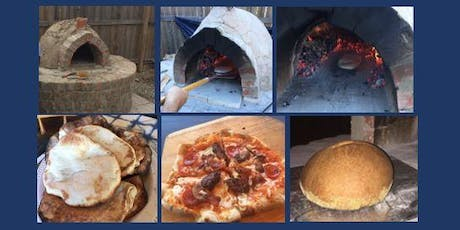 Build Your Own Backyard Clay Bake Oven tickets