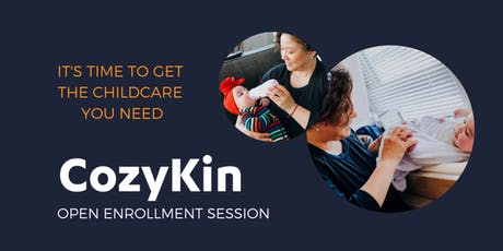 CozyKin Boston Open Enrollment Session - South Station tickets