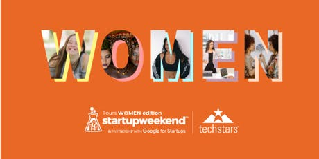 Startup Weekend Tours - édition WOMEN  15,16,17 Novembre 2019 billets