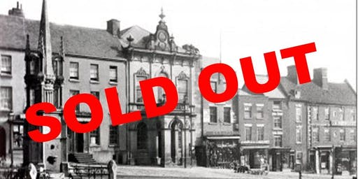 SOLD OUT Ashbourne Town hall, Derbyshire Ghost Hunt Paranormal Eye UK