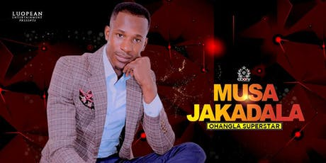 Musa Jakadala Concert in Cologne tickets