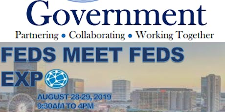 2019 Feds Meets Feds / Table Registration tickets