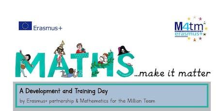 Maths.......make it matter tickets