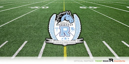 Roosevelt vs Life School - Oak Cliff Varsity Football
