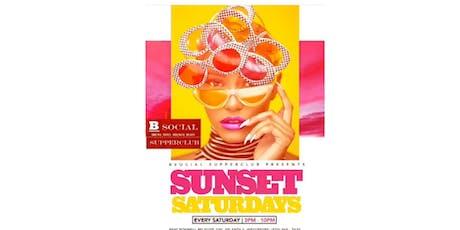 Sunset Saturdays tickets