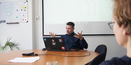 Content-Marketing Seminar für KMU & Startups