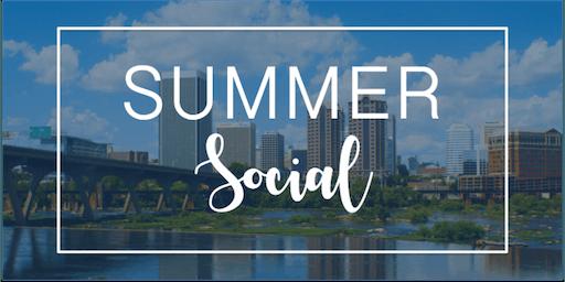 Joint Summer Social