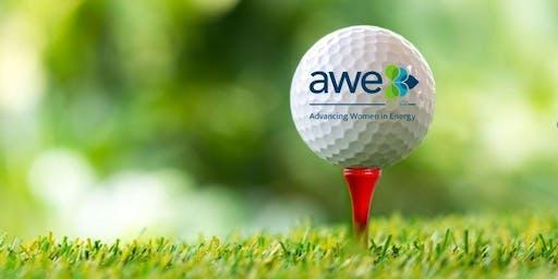 AWE Golf Lesson and 3-hole Scramble