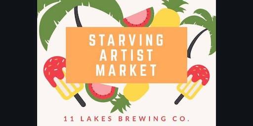 Eleven Lakes Popup Market