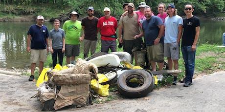 NREM Alumni Annual River Clean Up tickets