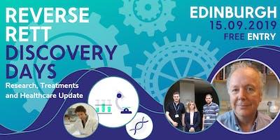Reverse Rett Edinburgh Discovery Day