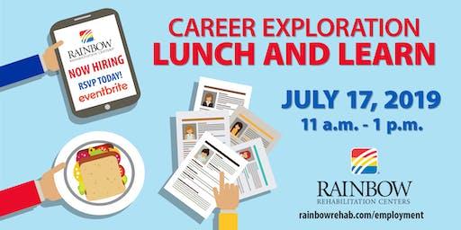 Rainbow Rehabilitation Centers Careers Lunch & Learn