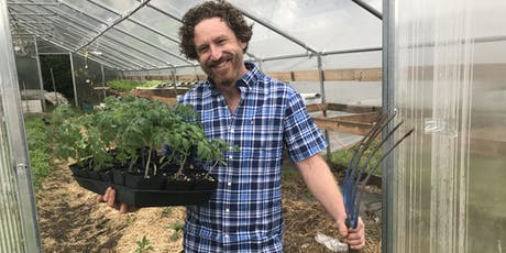 COOKING FROM YOUR GARDEN with DAVID MCCONNELL tickets