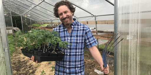 COOKING FROM YOUR GARDEN with DAVID MCCONNELL