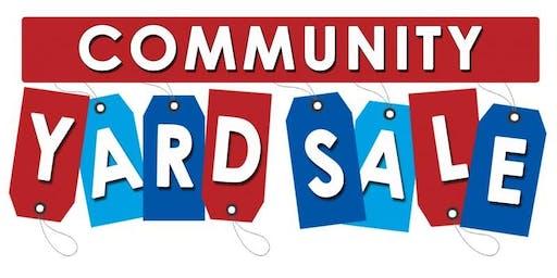 Community Yard Sale 2