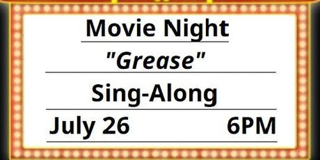 Sing-Along Movie Night tickets