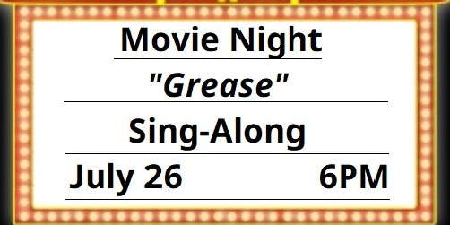 Sing-Along Movie Night