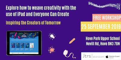 Inspiring the Creators of Tomorrow