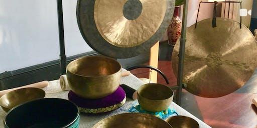 Relaxing & Balancing Group Sound