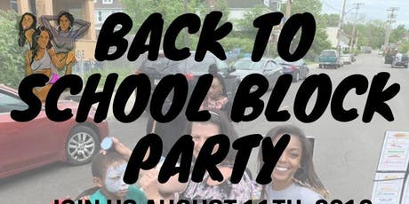 Back to School Block Party tickets