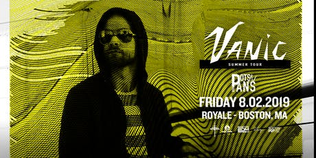 Vanic | 8.2.19 | 10:00 PM | 21+ tickets