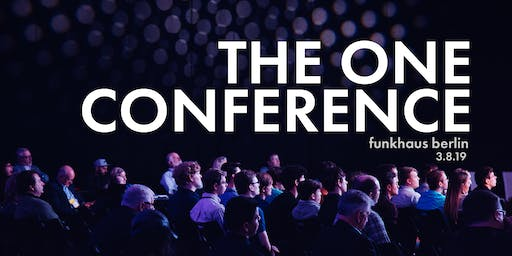 The Future of Entertainment, Investing, and Berlin - The One Conference