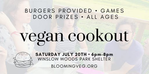 Vegan Cookout with BloomingVeg