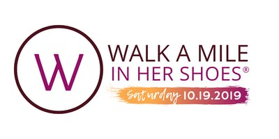 Walk A Mile In Her Shoes 2019
