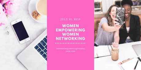 Women Empowering Women Networking tickets