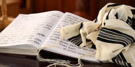 Curso Virtual: ¿De Dónde Salen y Quién Dicta las Leyes Judías?